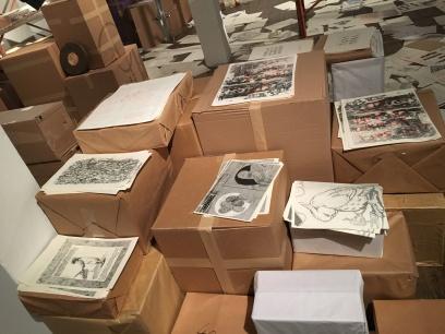 Gelen Kağıtlar / Incoming Papers: Sevgi Ortaç, Sasha Povzner, Özgür Erkök Moroder, Gümüş Özdeş